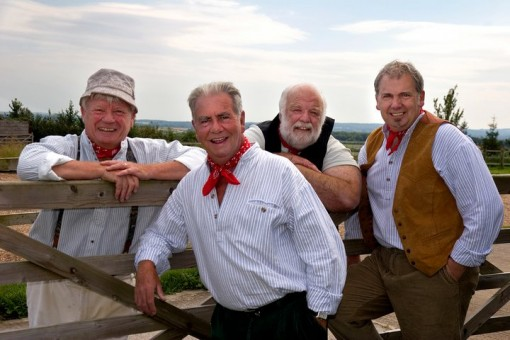 'Farm Safety is the Key' new video featuring the Wurzels