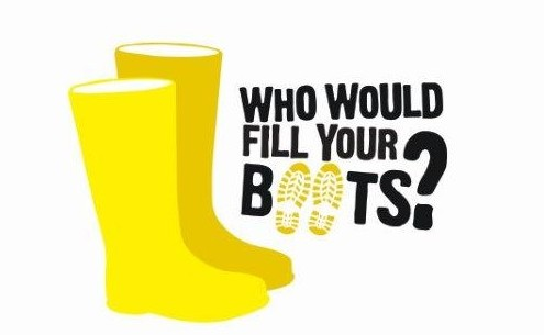 Take the Yellow Wellies Pledge to stay safe on the farm