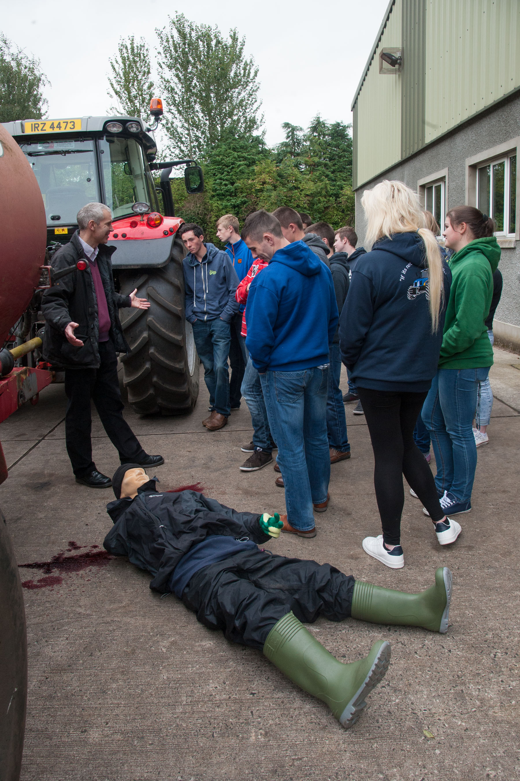 Farm Safety Foundation training course