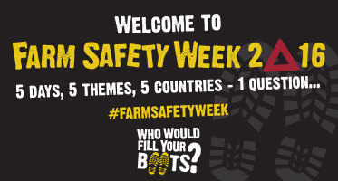 Show Your Support For Farm Safety Week 2016