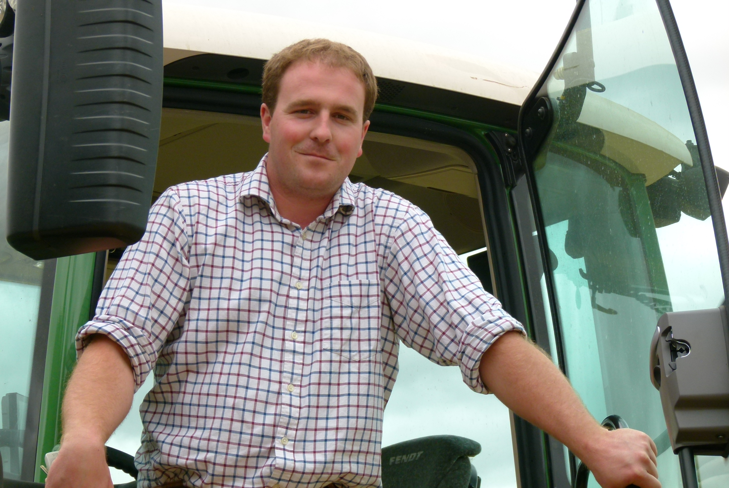 Welcome Ed Ford, Chair of NFYFC Council