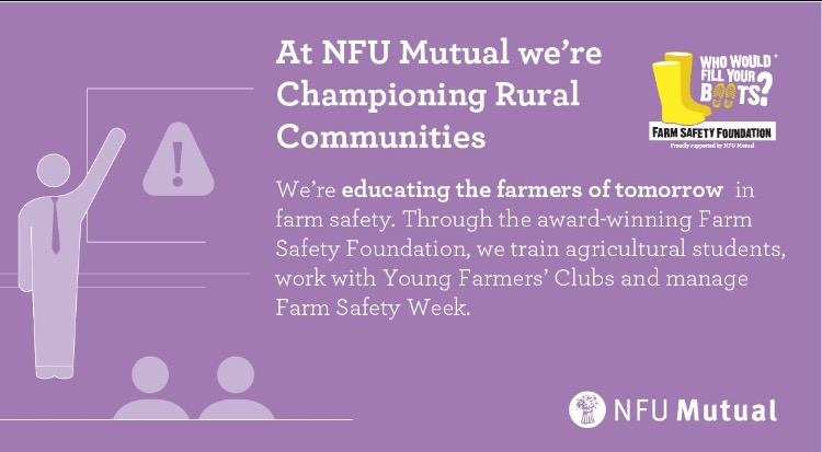 NFU Mutual we're championing rural communities