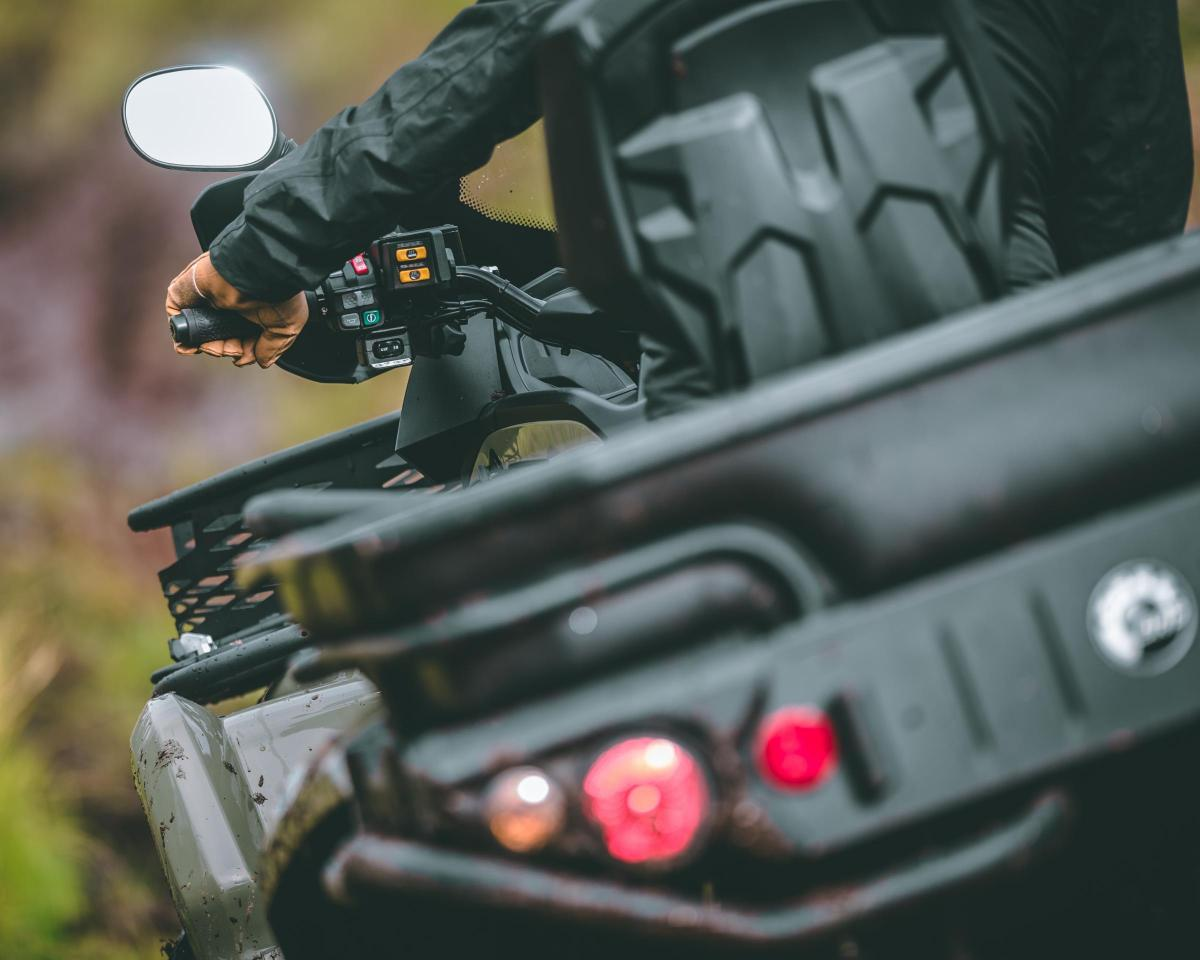 ATVs…Are You Road Legal?
