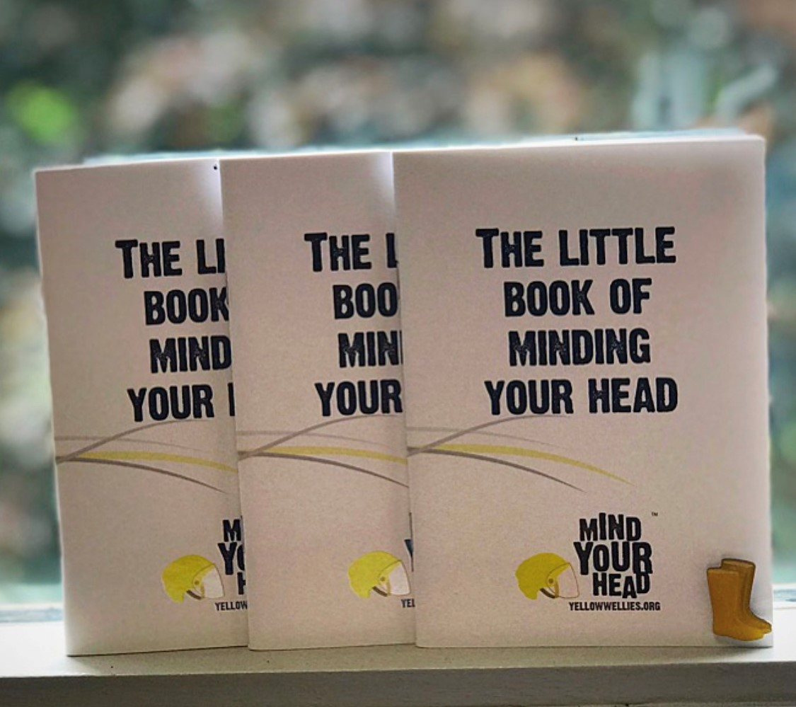 The Little Book of Minding Your Head – Get your Copy Here