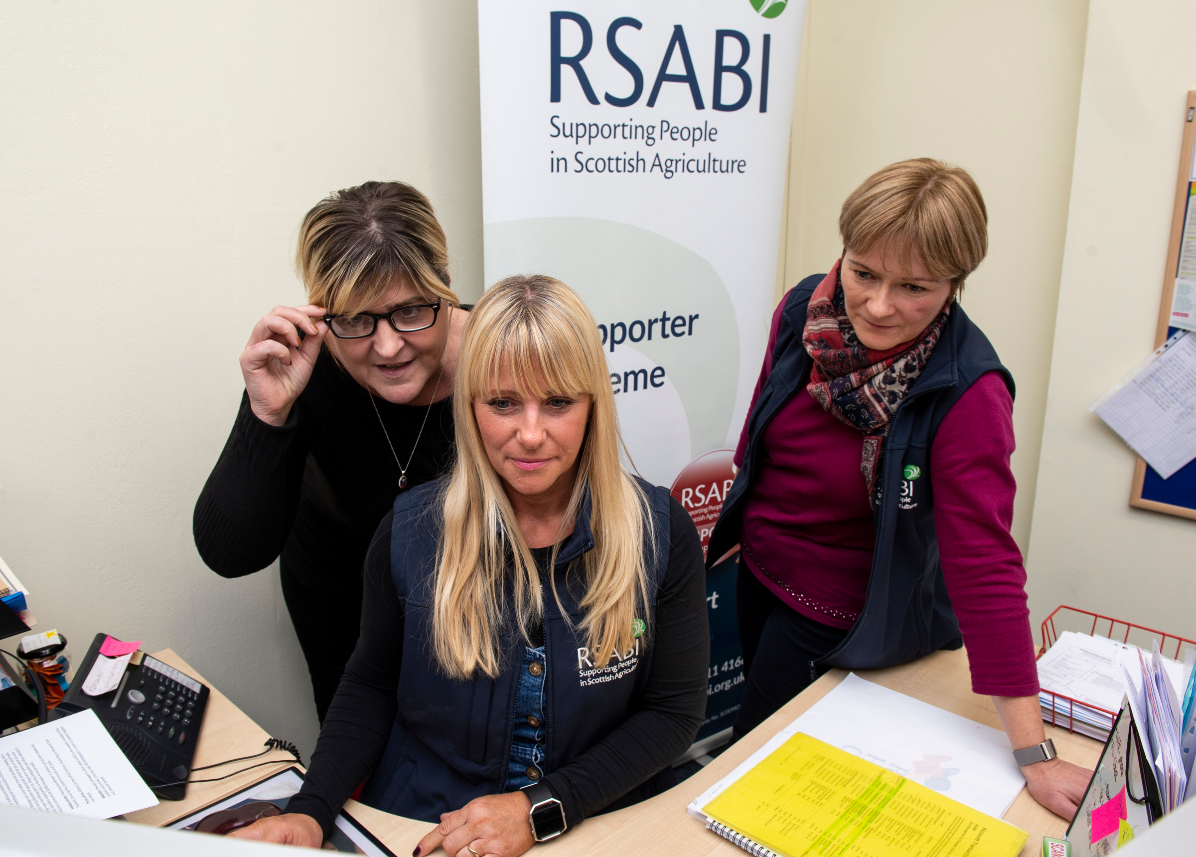 SOURCES OF SUPPORT – RSABI Scotland