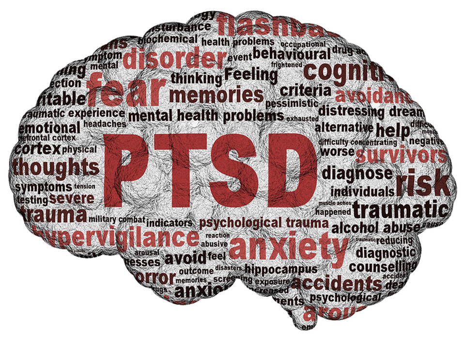 Getting Past your Past – Conquering Anxiety and Dealing with PTSD