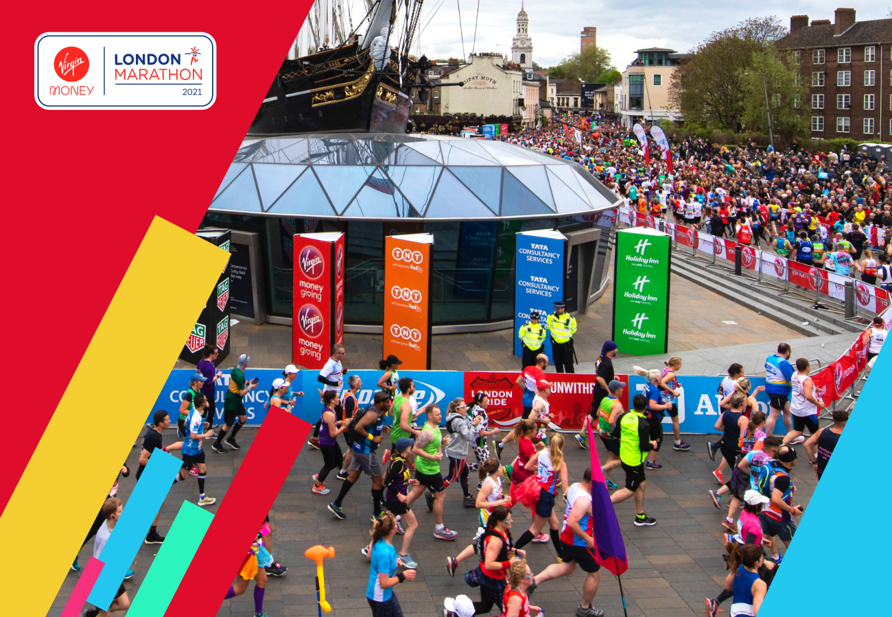 Fundraising – it's a Marathon… not a Sprint… Literally!